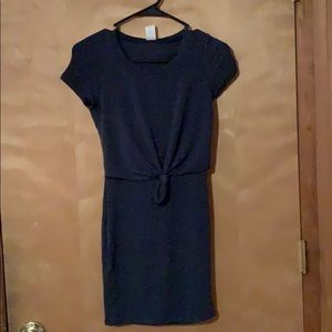 Dresses & Skirts - Top Knot Bodycon Dress